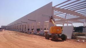 planta de productos prefabricados de hormigón INNOVACIONES RUBIO