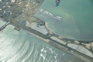 Terminal de contenedores de Moín dyp ingeniería