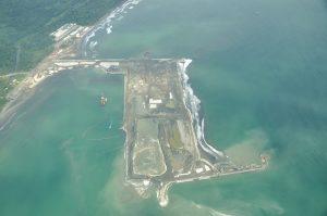 Operación y mantenimiento de la terminal de contenedores de Moín