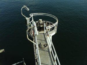 Ganchos de Escape Rápido (Gers) Repsol Tarragona Dyp Ingeniería