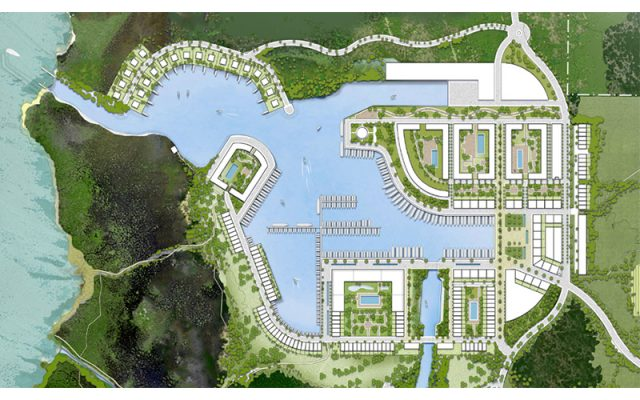 Master Plan Punta Colorada Golf & Marina - DYP INGENIERIA