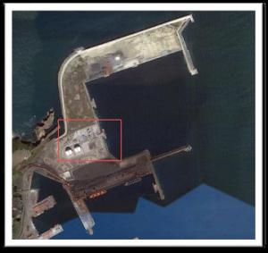 DYP ingenieria Puerto de Gijon